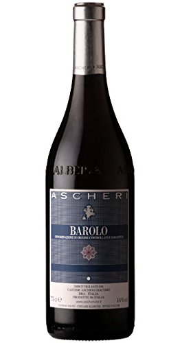 Barolo DOCG, ASCHERI 750ml. (case of 6) Piemonte, Italy, RED WINE, nebbiolo from Ascheri