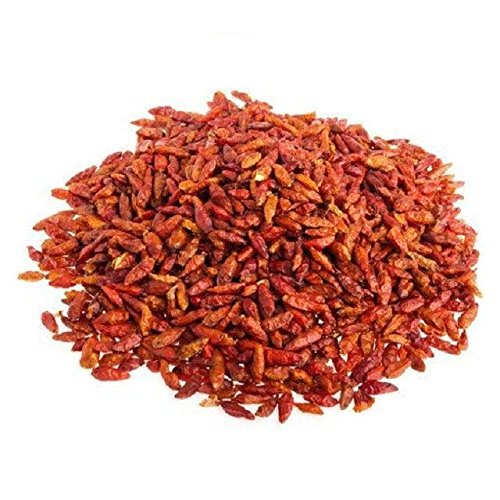 Bird Eye Chilli From Malawi Premium Quality Free UK P&P (200g) from Ash Spice Company