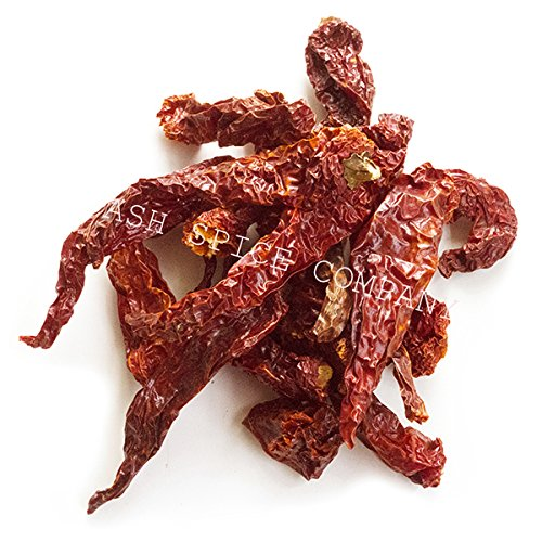 Whole Dried Red Kashmiri Chilli A grade Quality FREE UK P&P (250g) from Ash Spice Company