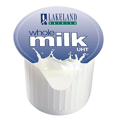 UHT MILK PORTIONS 1 x 120 portions (10ML) from Ashland