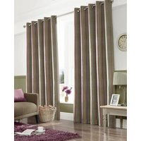 Downton Ready Made Eyelet Curtains Mulberry from Ashley Wilde Ready Made Curtains