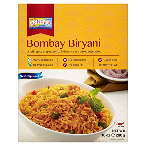 Ashoka Heat And Eat Bombay Biryani 280G from Ashoka