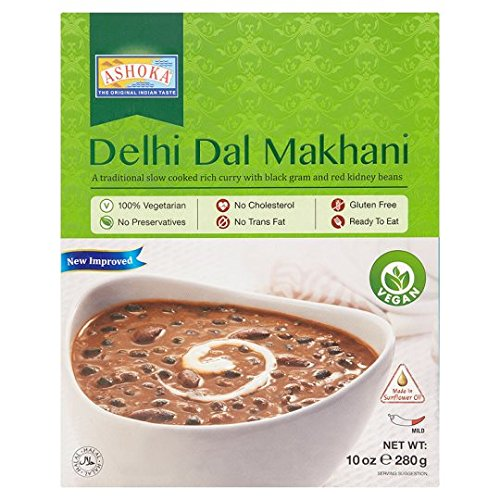 Ashoka Heat And Eat Delhi Dal Makhani 280G from Ashoka