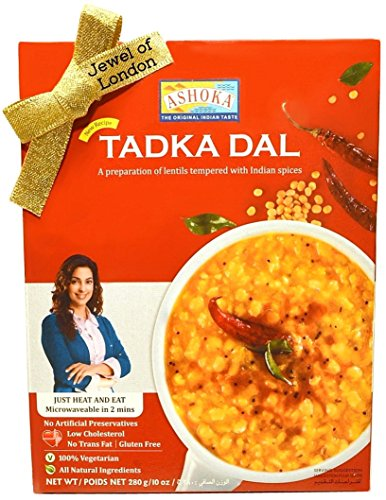 Ashoka Ready Meals Tadka Dal 280g from Ashoka