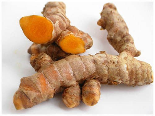 Fresh Thai Turmeric Root 500g from Asian Supermarket