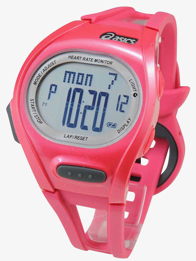 Asics Unisex Heart Rate Monitor Watch CQAH0102 from Asics