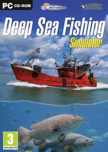 Deep Sea Fishing Simulator from Astragon