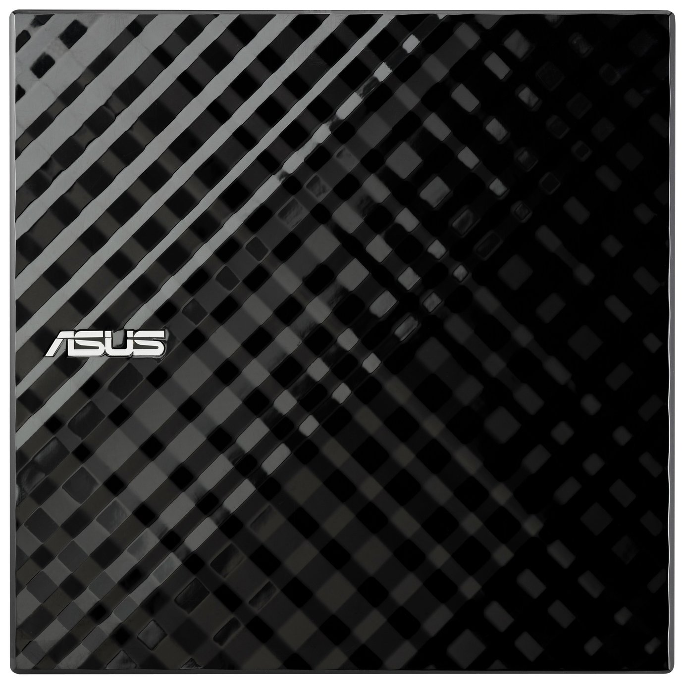 Asus Slim External DVD Writer - Black from Asus