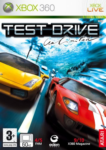 Test Drive Unlimited (Xbox 360) from Atari