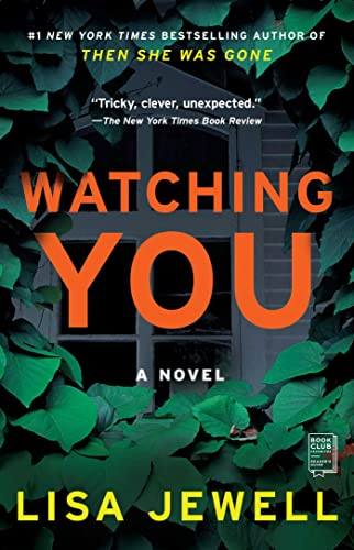 Watching You from Atria Books
