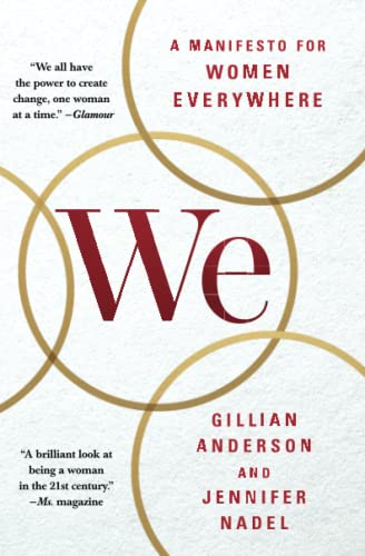 We: A Manifesto for Women Everywhere from Atria Books