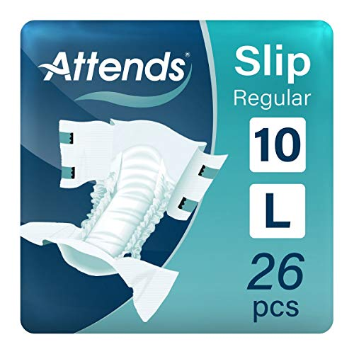 Attends Slip Regular 10 Litre Pack of 26 from Attends