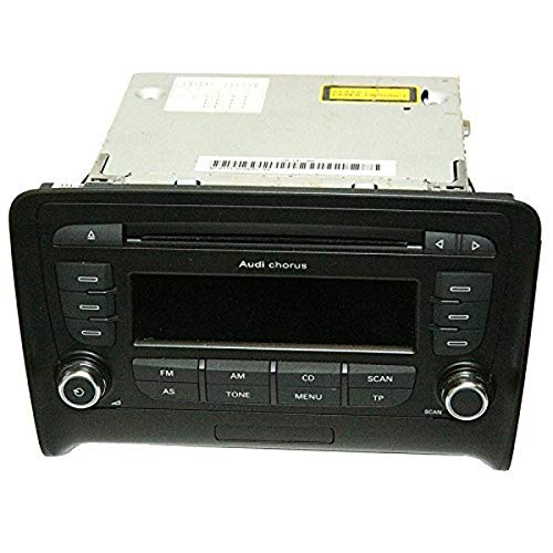 Audi 8J0057152F CD Car Radio Chorus II Plus from Audi