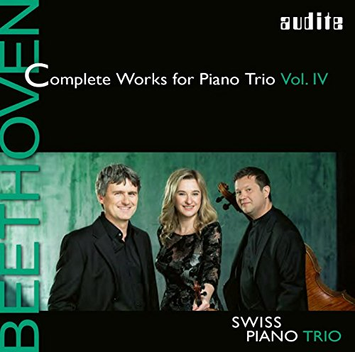 Beethoven: Complete Works for Piano Trio Vol IV from AUDITE