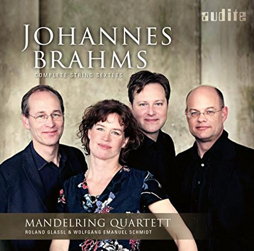 Brahms: Complete String Sextets from AUDITE