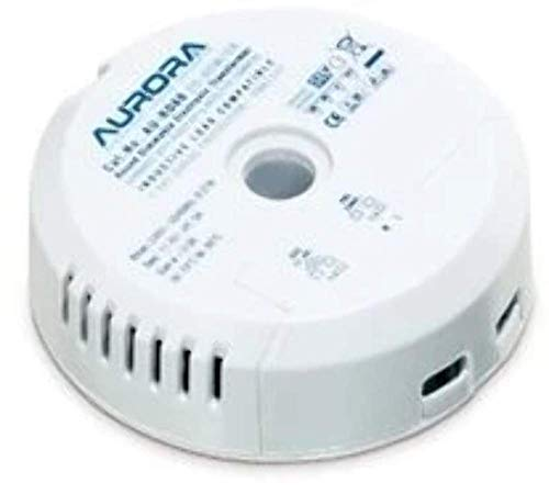 AU-RD150 50-150W/VA Round Dimmable Electronic Transformer from Aurora