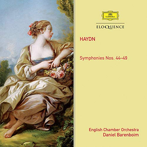 Haydn: Symphonies Nos. 44-49 from Australian Eloquence