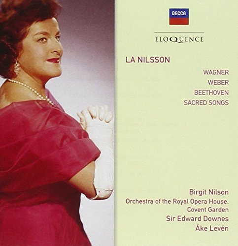 La Nilsson - Opera & Concert Arias by Birgit Nilsson (2008-08-25) from Australian Eloquence