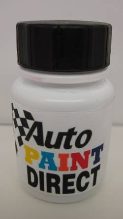 CHEVROLET ICE SILVER Year= 09> Colour Code= GAN Touch Up Stone Chip Paint Bottle / Pen With Brush from Auto Paint Direct