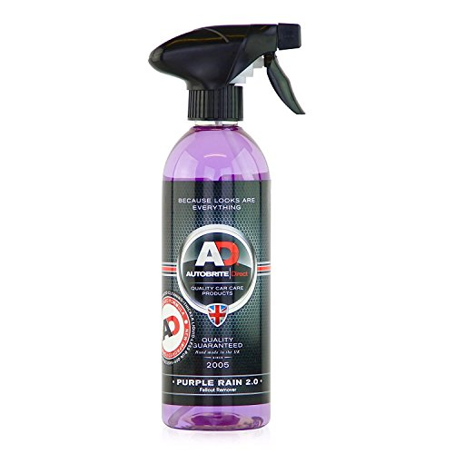 Autobrite Direct Purple Rain Iron Fallout Remover - 2.0, 500ml from Autobrite Direct LTD