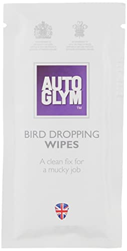 Auto Glym Bird Dropping Wipes from Autoglym