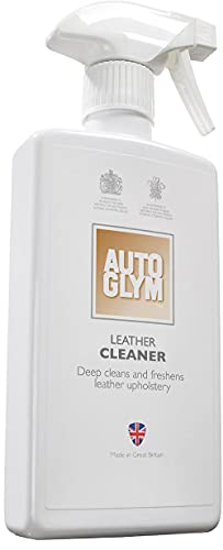 Autoglym AG 215007 Leather Cleaner, 500ml - white from Autoglym