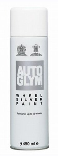 Auto Glym Wheel Silver, 450ml from Autoglym