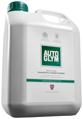 Large Autoglym Bottle Quality Bodywork Shampoo, 2.5 Litre from Autoglym