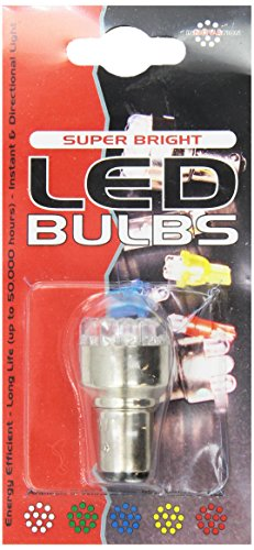 Green Autolamps LED149G 24V BA15S 5-LED Bulb