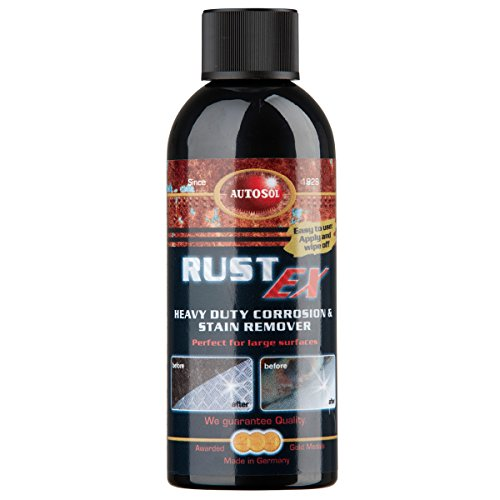 Autosol 11 D34250 Rust Ex, 250 ml from Autosol