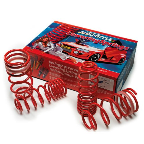 AutoStyle IA 55124 Lowering Springs from Autostyle