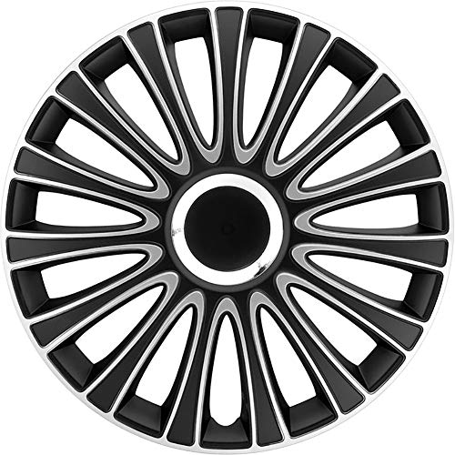 Set wheel covers LeMans 17-inch black/silver from AUTOSTYLE