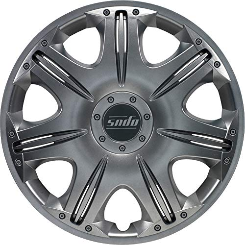 Set wheel covers Opus 15-inch silver from AUTOSTYLE