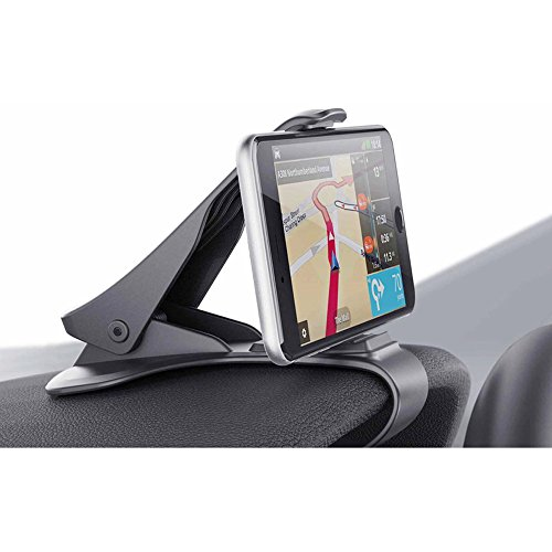 AutoStyle PH-01 Universal Promata Smartphone Holder Clip, Black from Autostyle