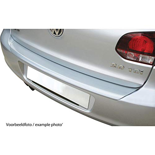 AUTOSTYLE ABS Rear bumper protector Ssang Yong Turismo/Stavic 9/2013- Silver from AUTOSTYLE
