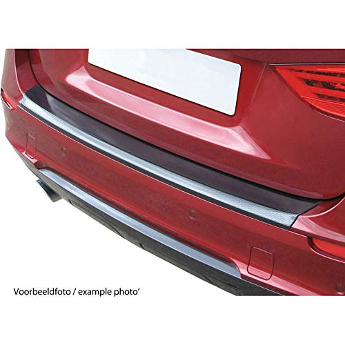 AUTOSTYLE ABS Rear bumper protector Kia Cee'd 5 doors 5/2012- Carbon look from AUTOSTYLE