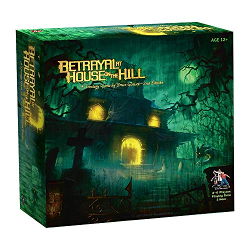Betrayal at House on the Hill from Avalon Hill