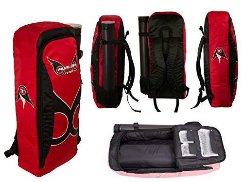 Avalon Tyro W Recurve Take Down Recurve Bow Back Pack (red) from Avalon