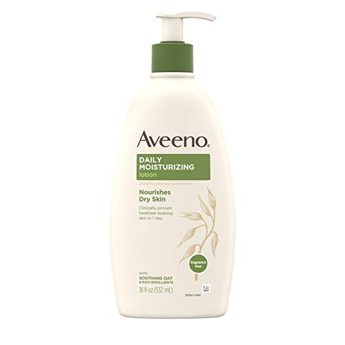 Aveeno Active Naturals Daily Moisturizing Lotion 532 ml from Aveeno