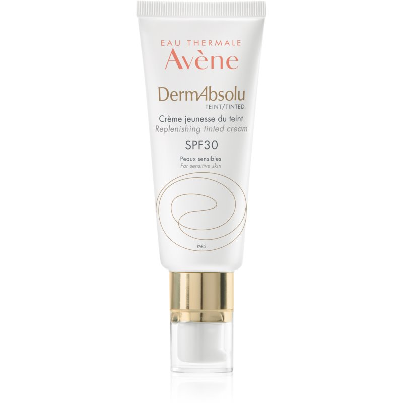 Avène DermAbsolu Replenishing Tinted Day Cream SPF 30 40 ml from Avène