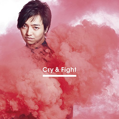 Cry & Fight(CD+DVD)(Choreo Video盤) from Avex Japan