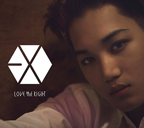 Exo - Love Me Right (KAI VER) [Japan CD] AVCK-79303 from Avex Japan