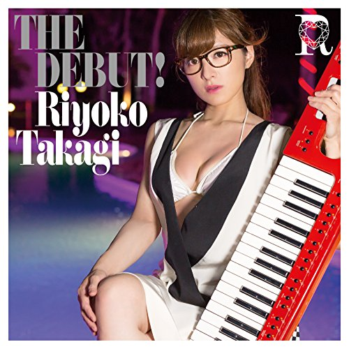 Riyoko Takagi - Debut! (CD+BD) [Japan LTD CD] AVCD-93380 from Avex Japan