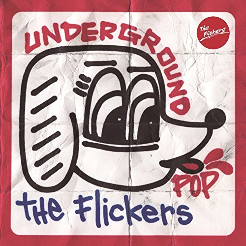 The Flickers - Underground Pop (CD+DVD) [Japan CD] CTCD-20021 from Avex Japan