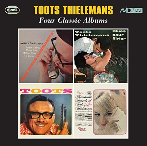 Toots Thielemans-Four from AVID