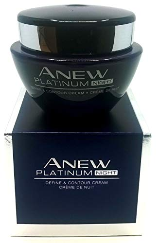 AVON Anew Platinum Define & Contour Night Cream 50ml - 1.7oz from Avon