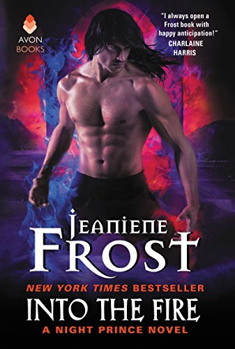INTO THE FIRE (Night Prince) from HarperCollins