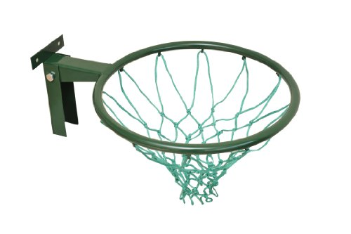 British Made Netball Ring from the Avonstar Classic Range (Robust Bracket, 2 years warranty) made in Britain. With top quality 3mm twine net. from Avonstar Trading co. ltd.