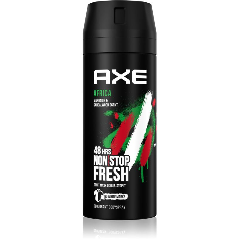 Axe Africa Deodorant Spray for Men 150 ml from Axe