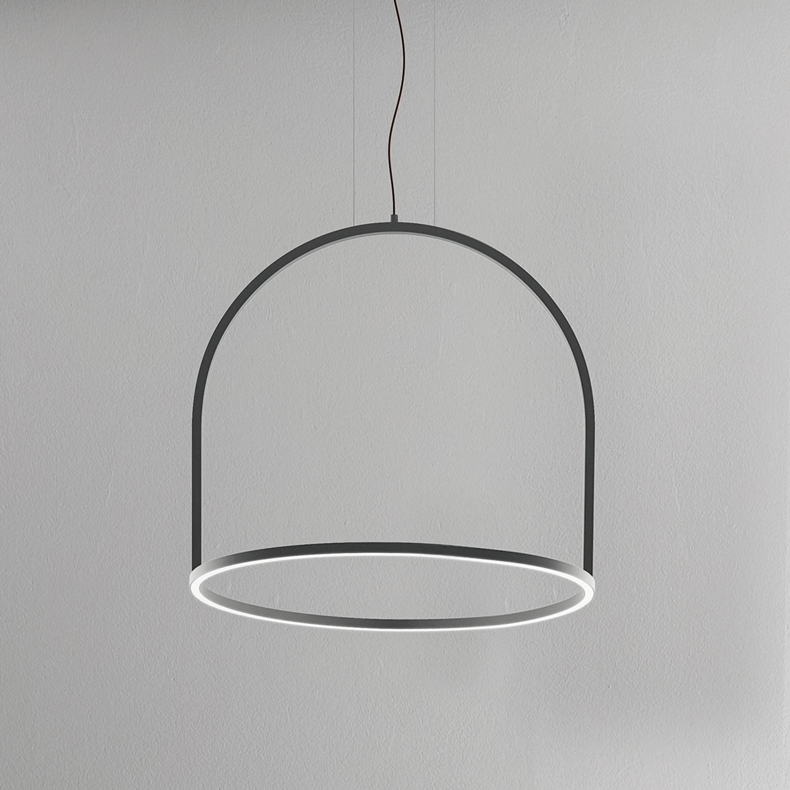 Interestingly designed LED hanging light U-Light from AXO LIGHT
